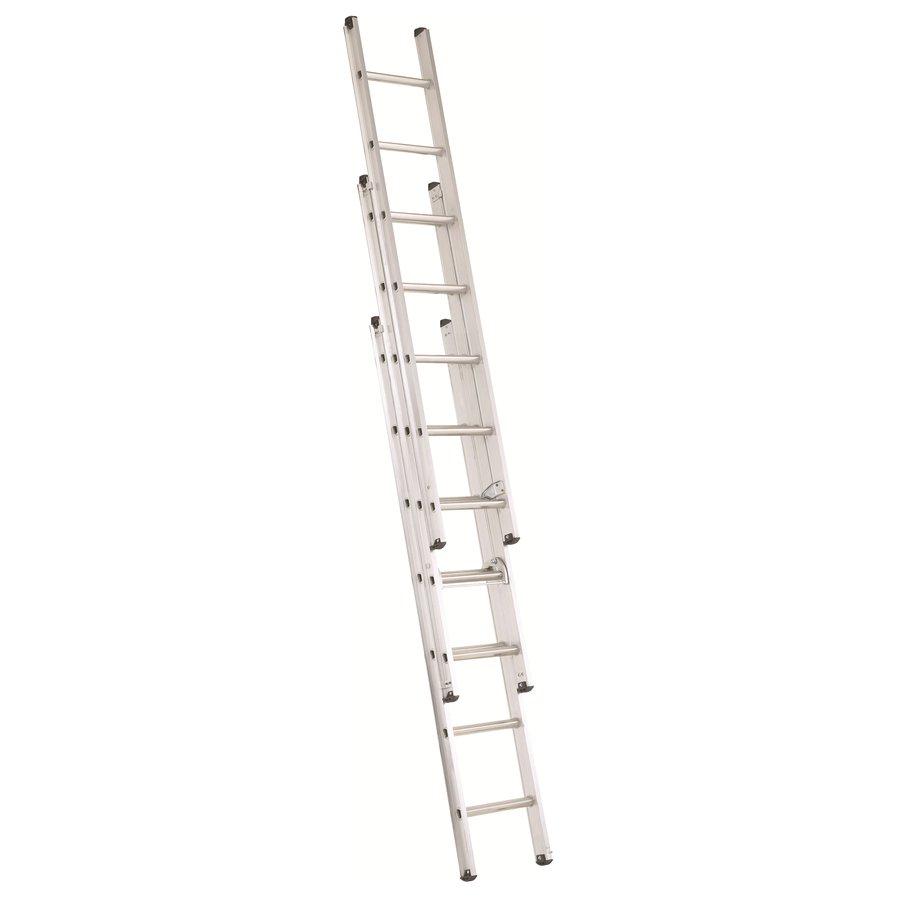 werner arrow 3 section diy ladder industry supplies. Black Bedroom Furniture Sets. Home Design Ideas