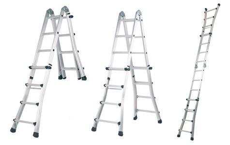 WERNER 4 Way 5.79m Telescopic Combination Ladder