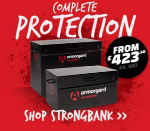 Armorgard strongbank Industry Supplies