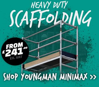 Youngman minimax scaffolding Industry Supplies