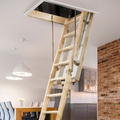 Loft ladders for the masses
